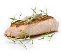 Grilled Salmon with rosemary | Corporate Lunch Catering Surrey