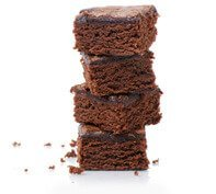 Delicious chocolate brownie | Business Lunches Hampshire