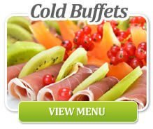 Cold meat platter and salad | Corporate lunch catering woking