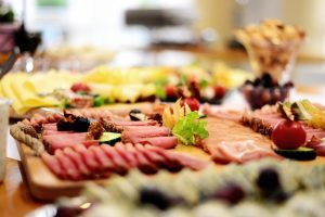 selection of cold meats | Cold Buffet Office Lunches Woking