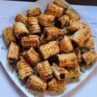 Wholegrain Mustard Cumberland Sausage Rolls
