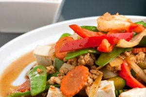 Chicken stir frie | Corporate Catering Hot Buffets Surrey