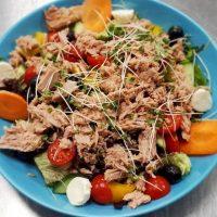 Dietary Tuna Salad